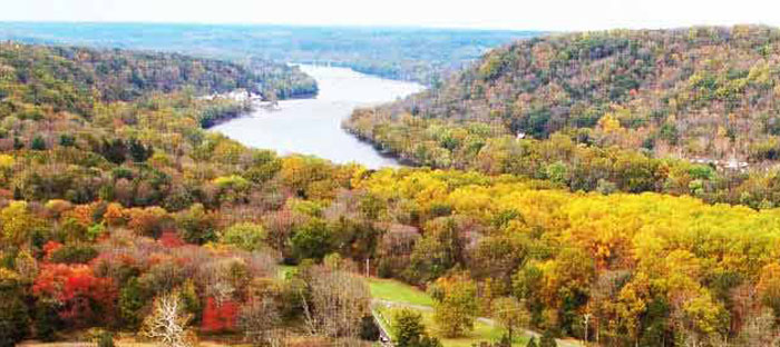 Fall is a wonderful time to enjoy shopping, dining, and the wonderful sights in Souderton, Montgomery County PA